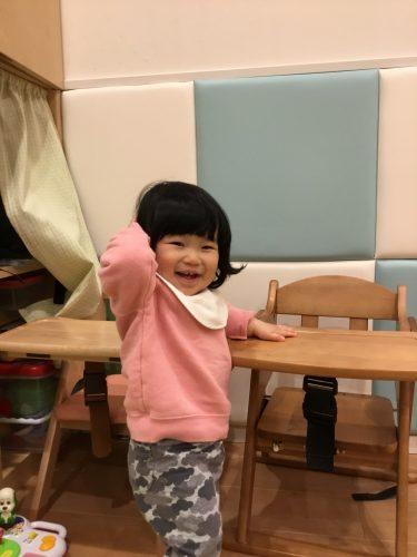 笑顔いっぱい!白山園のお子さまたち(*^^*)♡