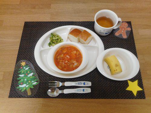 12月18日(月)のお給食
