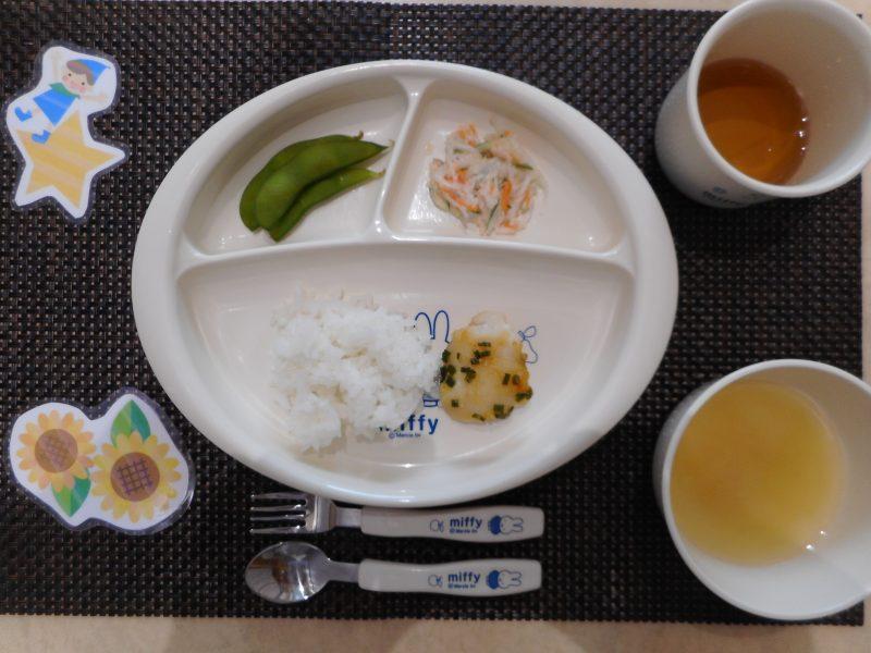 7月27日(金) 乳児食