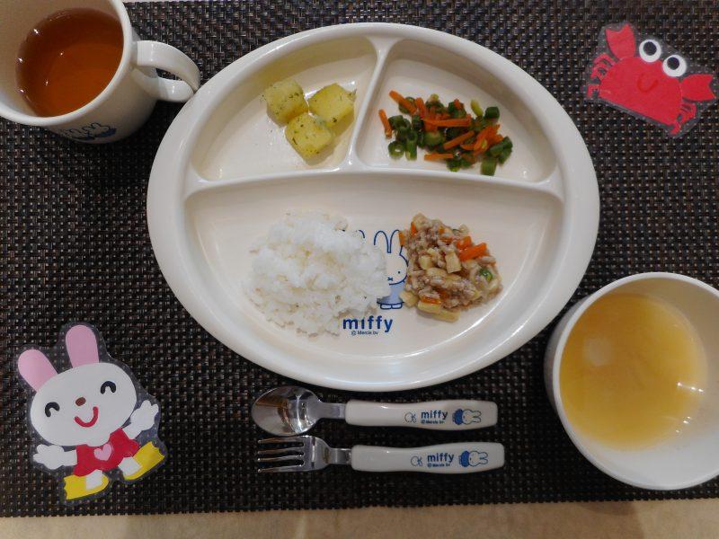 8月1日(水) 乳児食