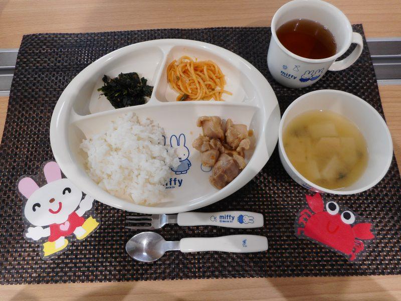 8月6日(月) 乳児食