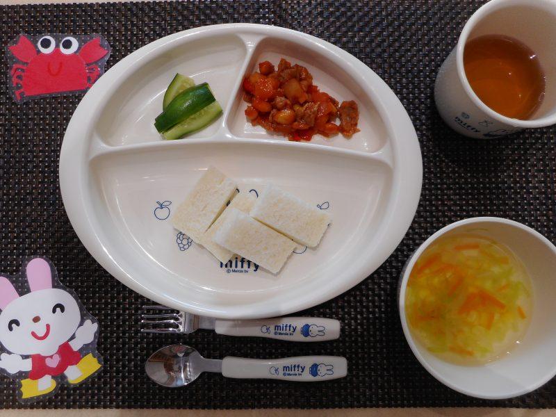 8月10日(金) 乳児食