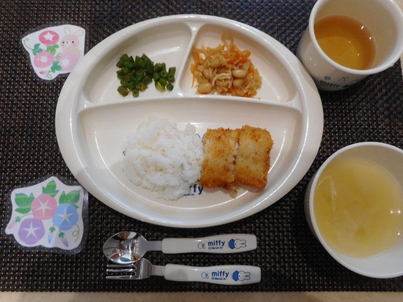 5月24日(金)幼児食・離乳食