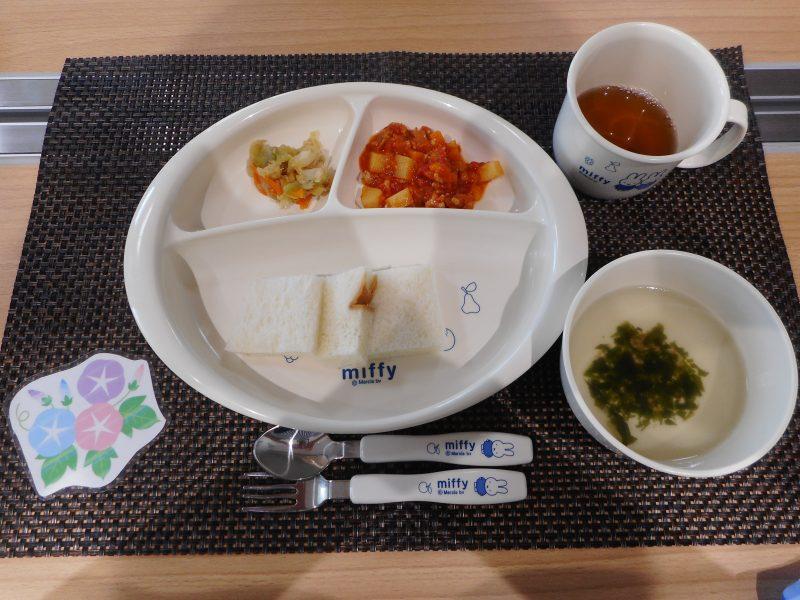 5月29日(水)幼児食・離乳食