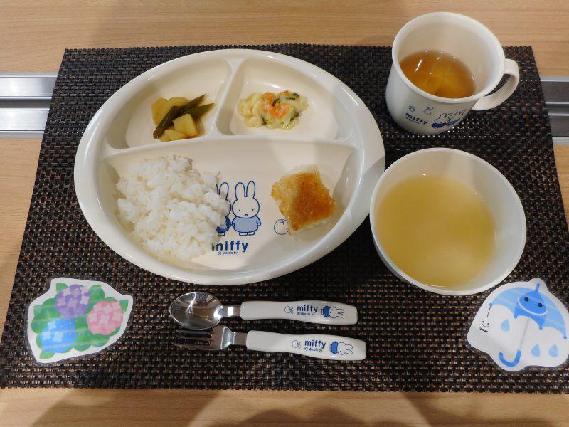 6月5日(水)幼児食
