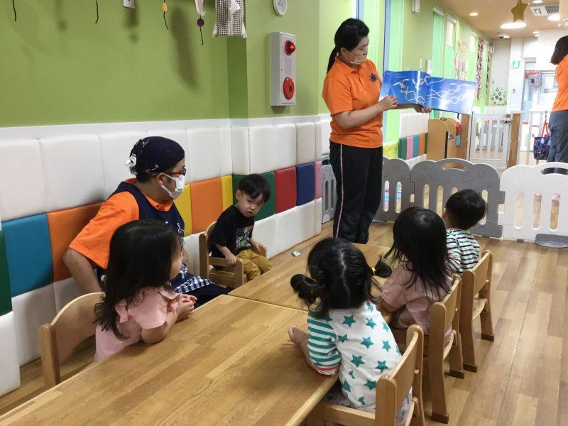 ★絵本読み聞かせプログラム10/13★