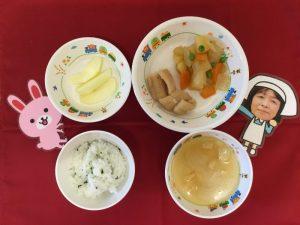 ☆6月29日(金)のお給食☆