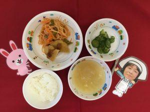 ☆7月2日(月)のお給食☆