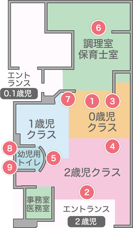 レイアウト図