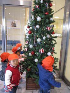 クリスマスシーズンの到来🎄
